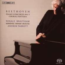 Ludwig van Beethoven (1770-1827): Klavierkonzert Nr.5, SACD