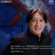 Freddy Kempf,Klavier, Super Audio CD