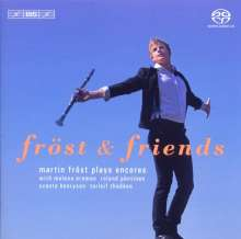 Martin Fröst & Friends - Encores, Super Audio CD