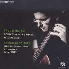 Samuel Barber (1910-1981): Cellokonzert op.22, SACD