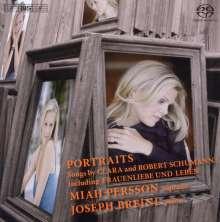 Miah Persson - Portraits, Super Audio CD