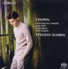 Frederic Chopin (1810-1849): Klavierwerke, Super Audio CD