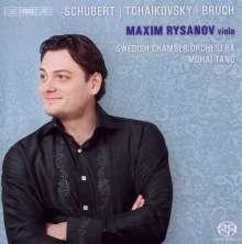 Maxim Rysanov - Werke für Viola & Orchester, SACD