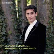 Yevgeny Sudbin plays Medtner & Rachmaninoff, Super Audio CD