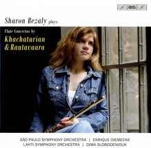 Sharon Bezaly plays Flute Concertos by Khachaturian & Rautavaara, Super Audio CD