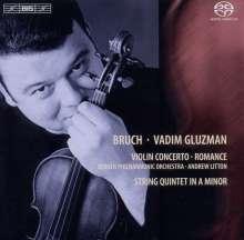 Max Bruch (1838-1920): Violinkonzert Nr.1, SACD