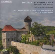 Antonin Dvorak (1841-1904): Symphonie Nr.9, Super Audio CD