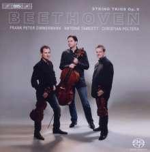 Ludwig van Beethoven (1770-1827): Streichtrios Nr.3-5, SACD