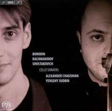 Alexander Chaushian & Yevgeny Sudbin - Cello Sonatas, Super Audio CD