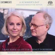 Anne Sofie von Otter - En Sommardag, Super Audio CD