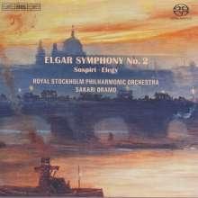 Edward Elgar (1857-1934): Symphonie Nr.2, Super Audio CD
