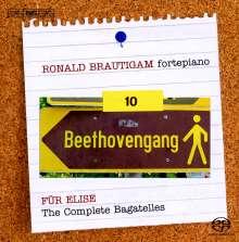 Ludwig van Beethoven (1770-1827): Sämtliche Klavierwerke Vol.10, Super Audio CD
