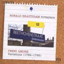 Ludwig van Beethoven (1770-1827): Sämtliche Klavierwerke Vol.12, SACD