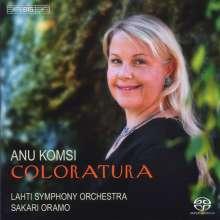 Anu Komsi - Coloratura, Super Audio CD