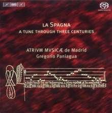 La Spagna - 41 Versionen des Liedes, Super Audio CD