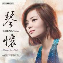 Sa Chen - Memories Lost, Super Audio CD