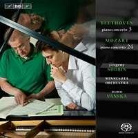 Wolfgang Amadeus Mozart (1756-1791): Klavierkonzert Nr.24 c-moll KV 491, SACD