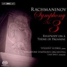 Sergej Rachmaninoff (1873-1943): Symphonie Nr.3, Super Audio CD