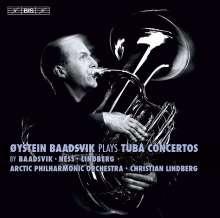 Oystein Baadsvik Plays Tuba Concertos, Super Audio CD