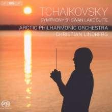 Peter Iljitsch Tschaikowsky (1840-1893): Symphonie Nr.5, SACD