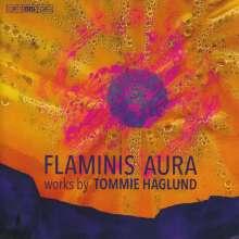 Tommie Haglund (geb. 1959): Flaminis Aura für Cello & Orchester mit Tape, SACD