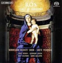 "Det Norske Solistkor - ""Ros"", Songs of Christmas, Super Audio CD"
