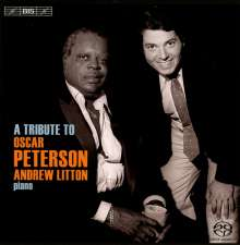 Andrew Litton: A Tribute to Oscar Peterson (Hybrid-SACD), SACD