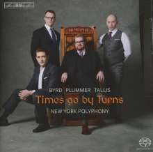 New York Polyphony  - Time go by Turns, SACD