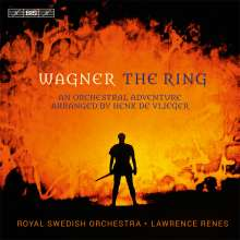 Richard Wagner (1813-1883): The Ring - An orchestral Adventure, SACD