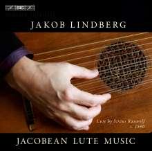 Jakob Lindberg - Jacobean Lute Music, SACD