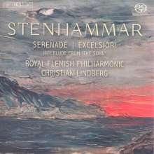 Wilhelm Stenhammar (1871-1927): Serenade op.31, SACD