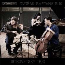 Antonin Dvorak (1841-1904): Klaviertrio Nr.3, SACD