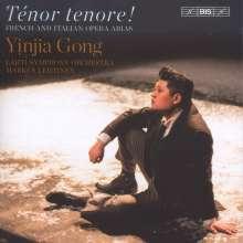 Yinjia Gong - Tenor tenore!, Super Audio CD