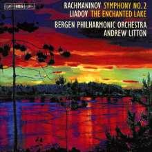 Sergej Rachmaninoff (1873-1943): Symphonie Nr.2, SACD