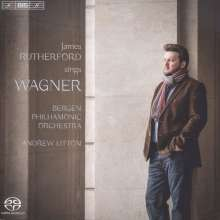 James Rutherford sings Wagner, Super Audio CD