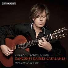 Franz Halasz - Cancons I Danses Catalanes, SACD