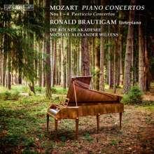 Wolfgang Amadeus Mozart (1756-1791): Klavierkonzerte Nr.1-4, SACD