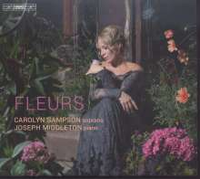 Carolyn Sampson - Fleurs, Super Audio CD
