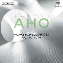 Kalevi Aho (geb. 1949): Klavierwerke, SACD