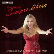 Miah Persson - Sempre Libera, Super Audio CD