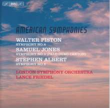 London Symphony Orchestra - American Symphonies, SACD