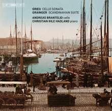 Edvard Grieg (1843-1907): Sonate für Cello & Klavier op.36, SACD