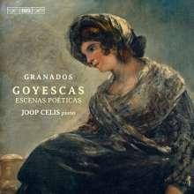 Enrique Granados (1867-1916): Goyescas, SACD