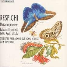 Ottorino Respighi (1879-1936): Metamorphoseon Modi XII, SACD