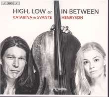 High, Low or In Between, SACD