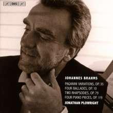 Johannes Brahms (1833-1897): Paganini-Variationen op.35, SACD