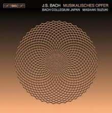 Johann Sebastian Bach (1685-1750): Ein Musikalisches Opfer BWV 1079, Super Audio CD