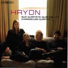 Joseph Haydn (1732-1809): Streichquartette Nr.31-33 (op.20 Nr.1-3), SACD
