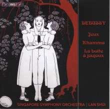 Claude Debussy (1862-1918): La Boite a Joujoux, SACD