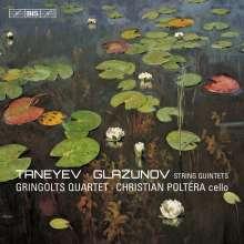 Serge Tanejew (1856-1915): Streichquintett G-Dur op.14, Super Audio CD